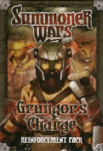 Summoner Wars : Reinforcement Pack - Grungor's Charge